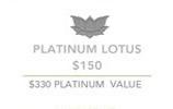 Platinum Lotus Membership